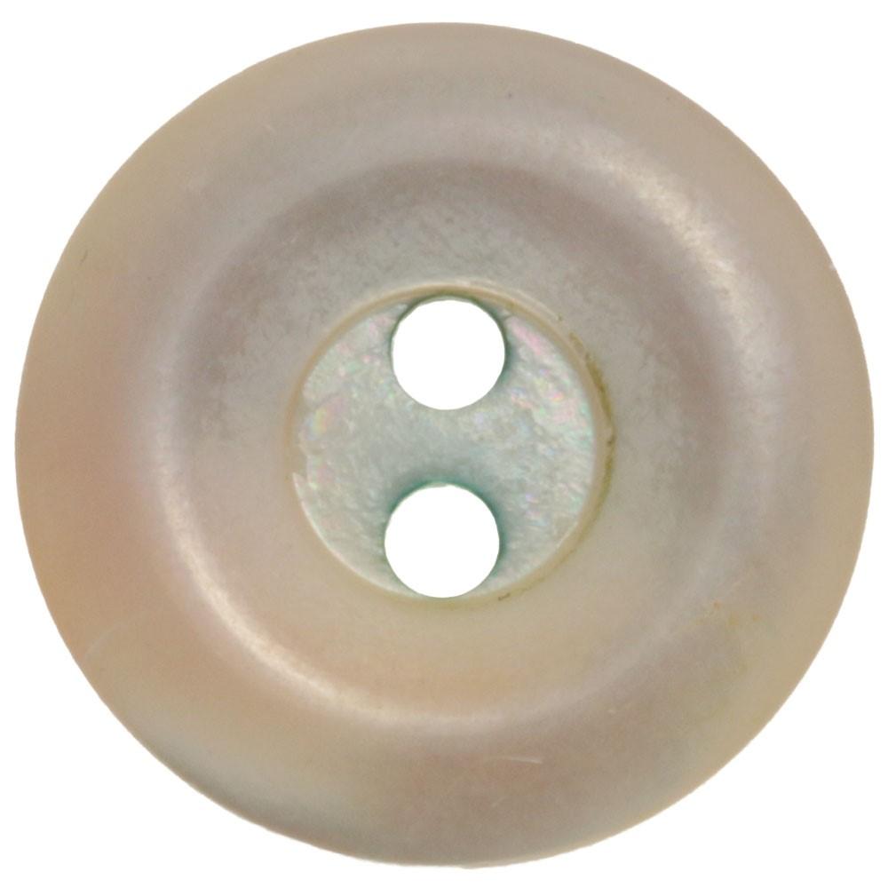 BUDKE 30/16mm | 227-Perlweiß