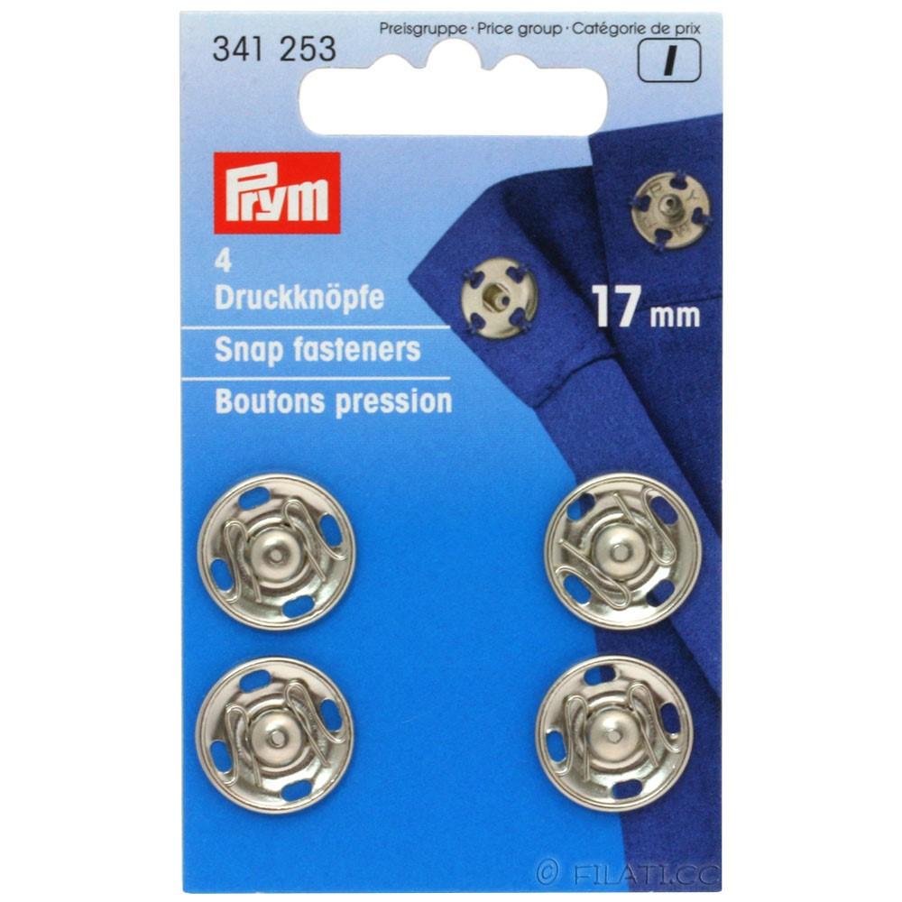 PRYM 341253/17mm