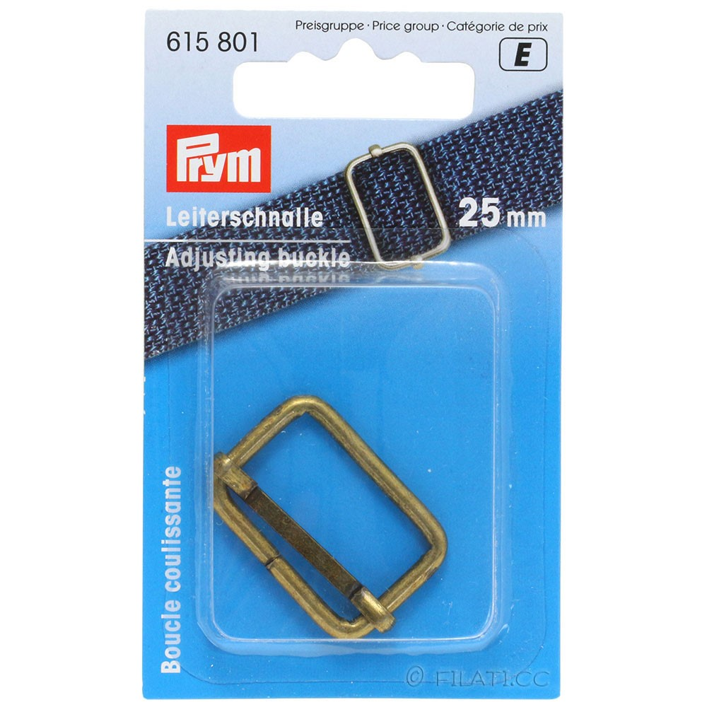 Leiterschnalle 615801/25mm