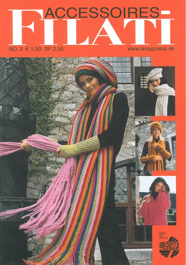FILATI Accessoires No.  2 von Lana Grossa