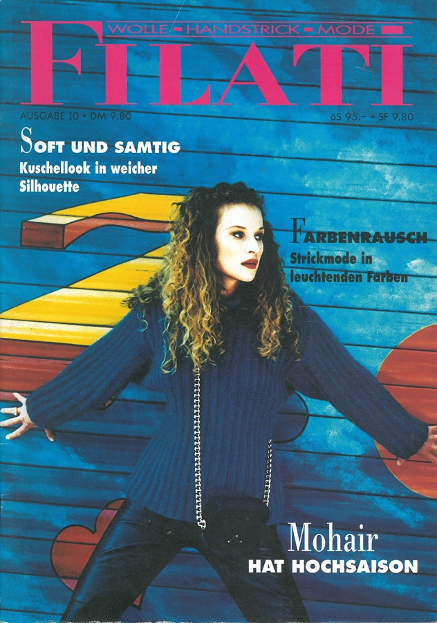 FILATI No. 10 (Winter 94/95) von Lana Grossa