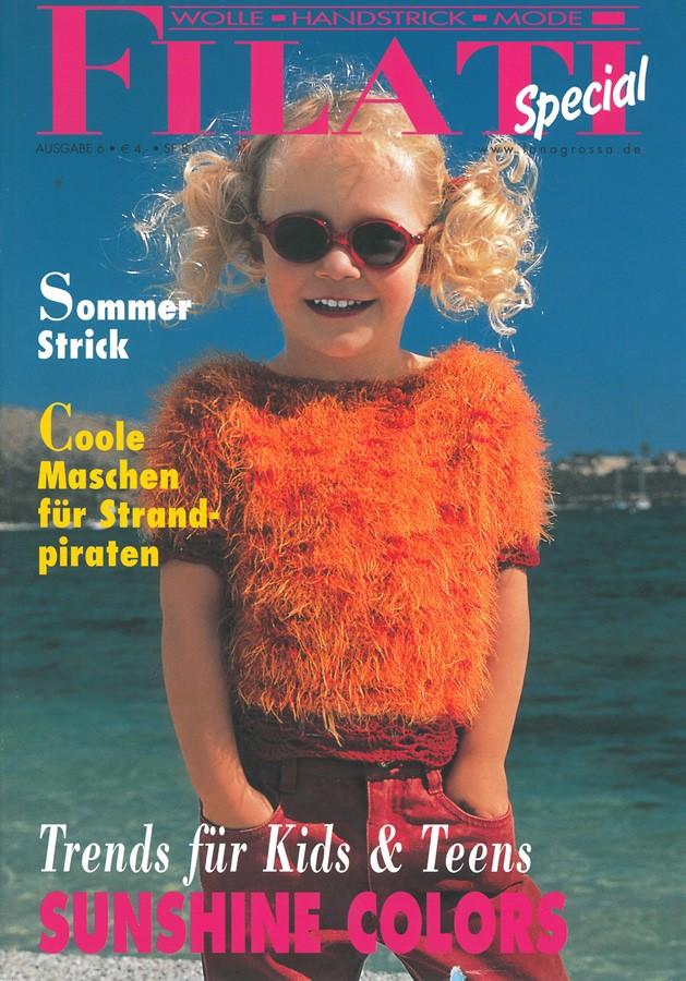 FILATI KIDS SPECIAL No.  6 von Lana Grossa