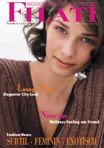 FILATI No. 31 (Sommer 2006) von Lana Grossa