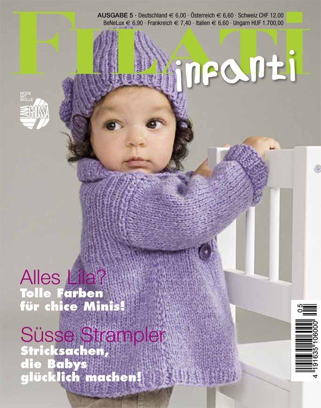FILATI INFANTI No. 5 von Lana Grossa