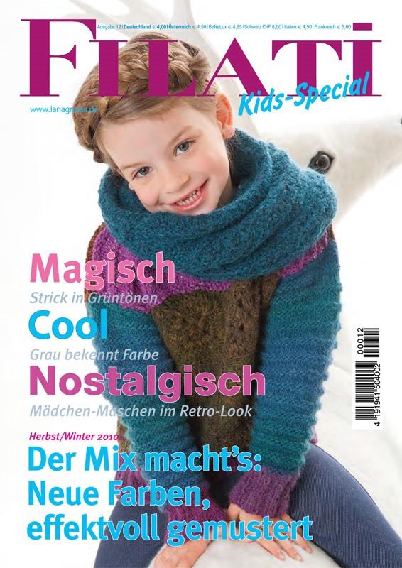 FILATI KIDS SPECIAL No. 12 von Lana Grossa