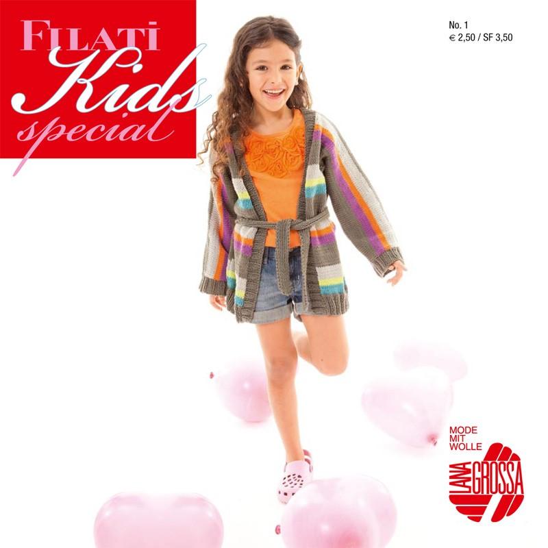 FILATI KIDS Special No. 1 von Lana Grossa