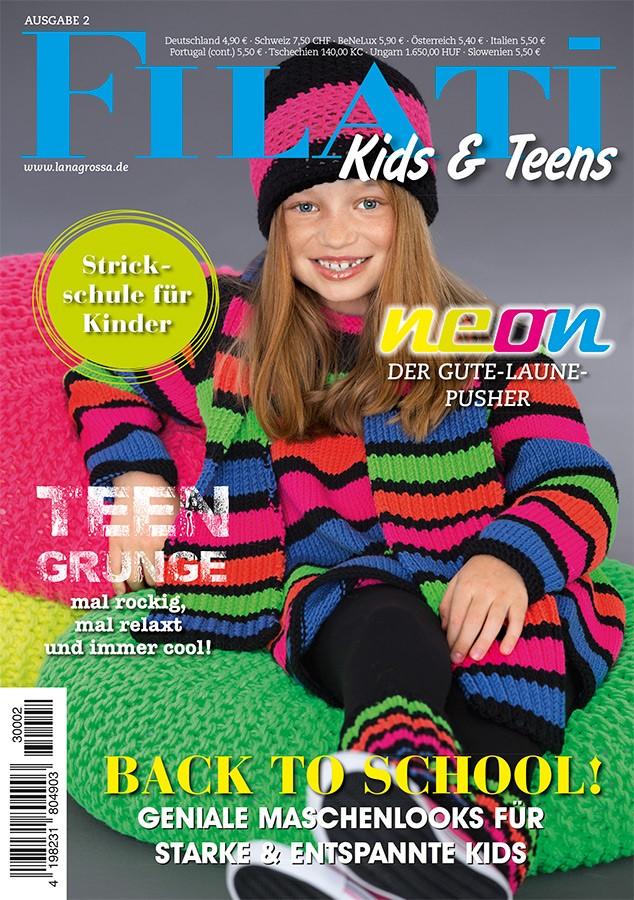 FILATI Kids & Teens No. 2 von Lana Grossa