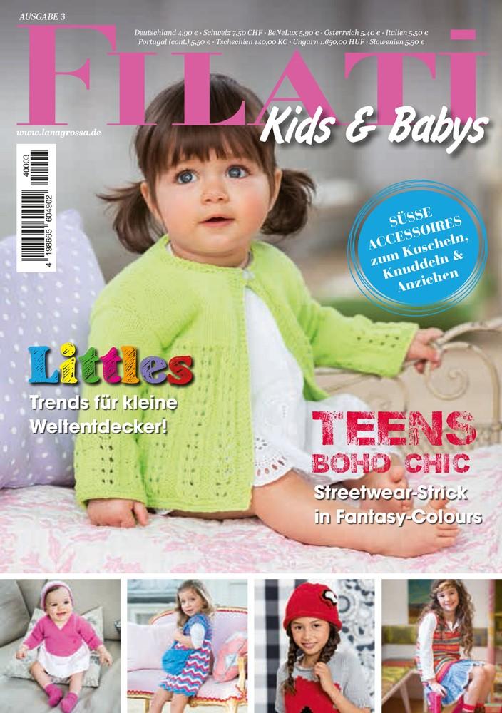 FILATI Kids & Babys No. 3 von Lana Grossa