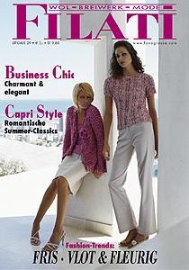 FILATI No. 29 (Sommer 2005) von Lana Grossa