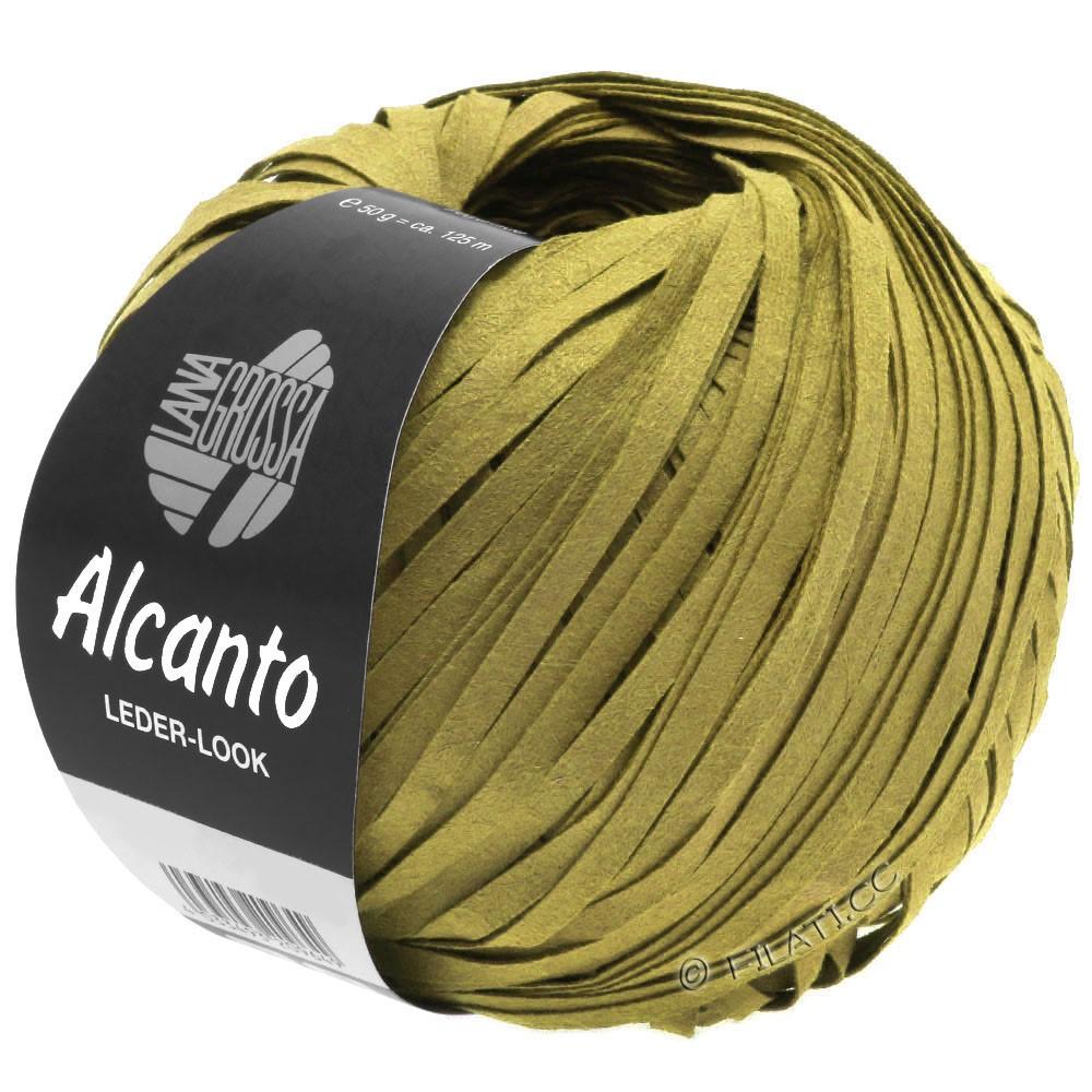 ALCANTO - von Lana Grossa   13-Olivgelb