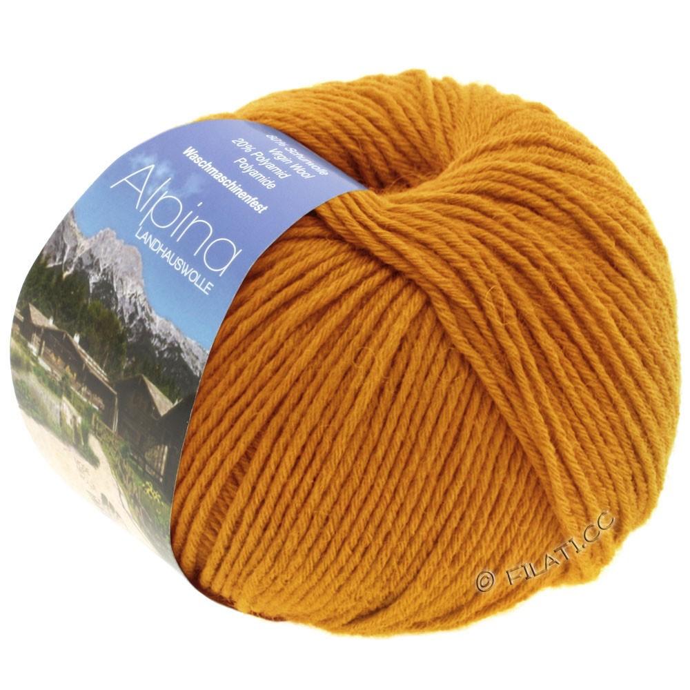 ALPINA Landhauswolle - von Lana Grossa | 34-Orange