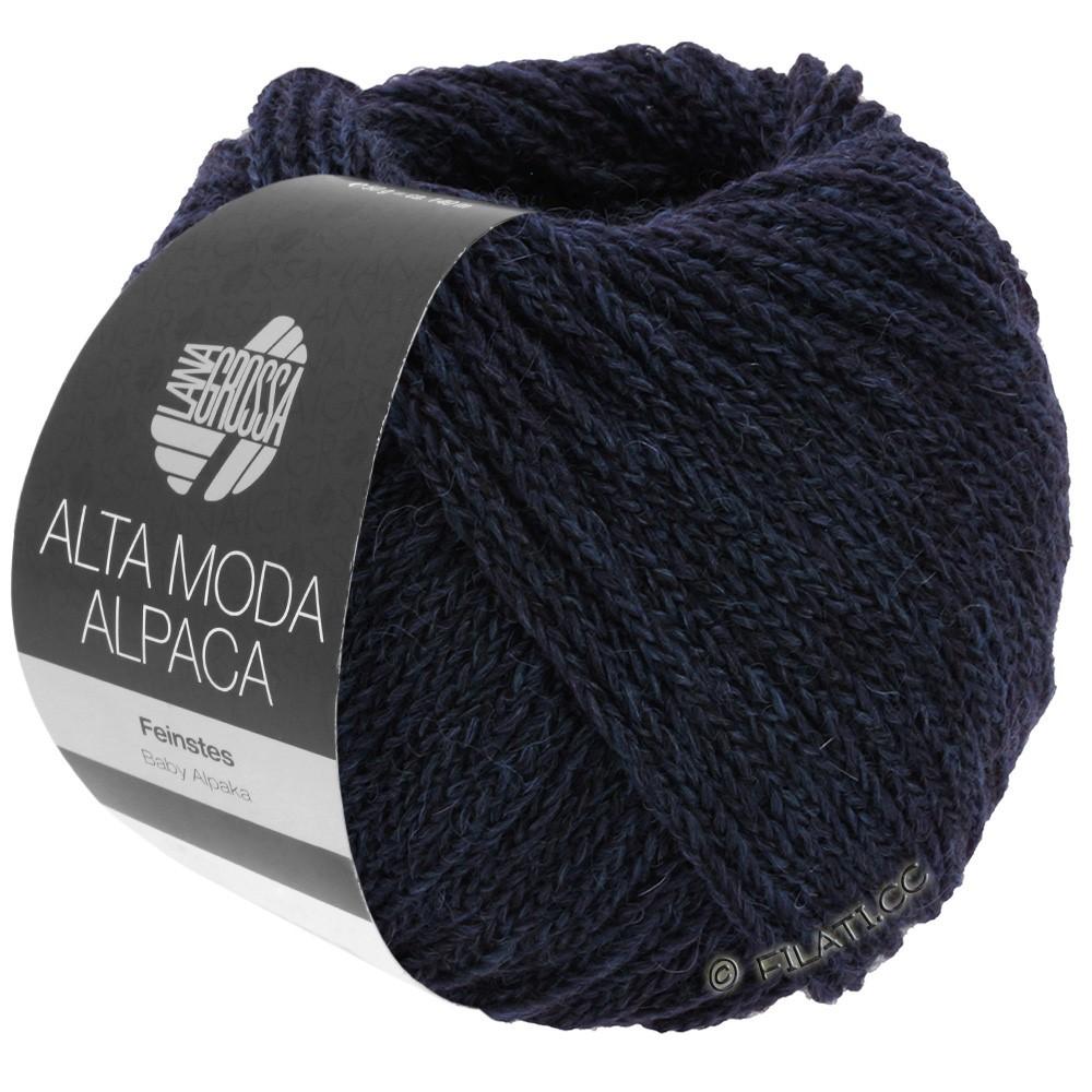 ALTA MODA ALPACA - von Lana Grossa | 05-Nachtblau