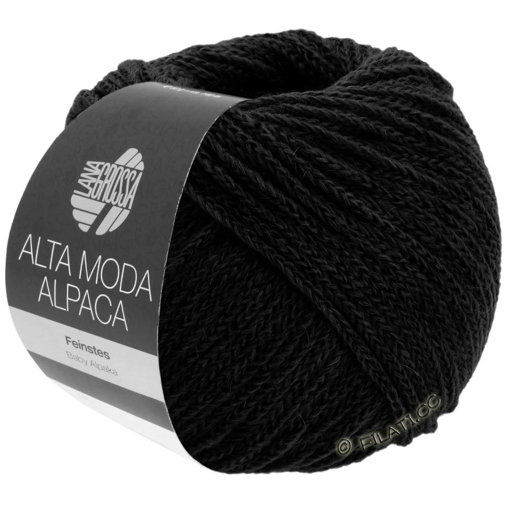 ALTA MODA ALPACA - von Lana Grossa | 06-Schwarz