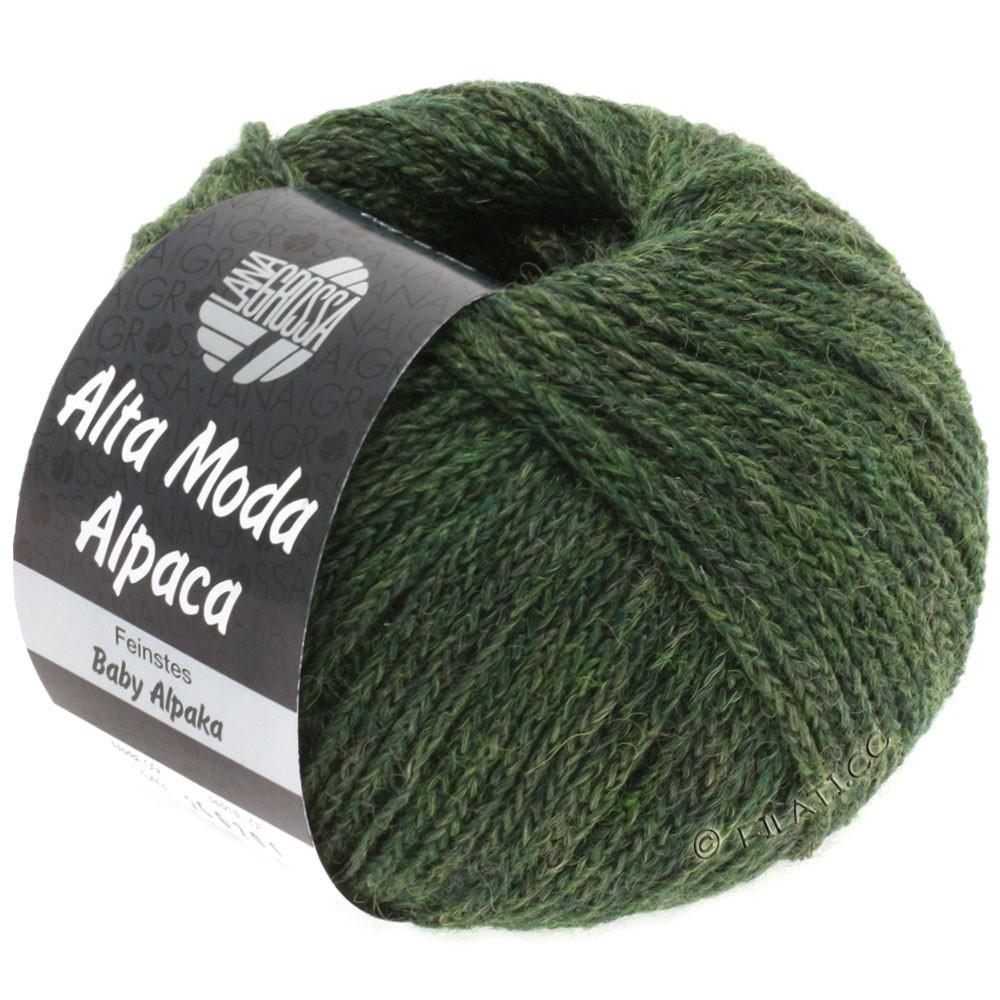 ALTA MODA ALPACA - von Lana Grossa | 49-Loden meliert