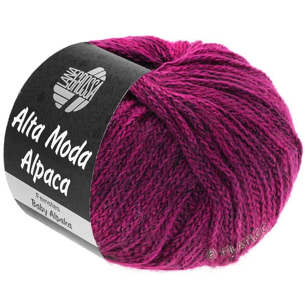 ALTA MODA ALPACA - von Lana Grossa   62-Purpur