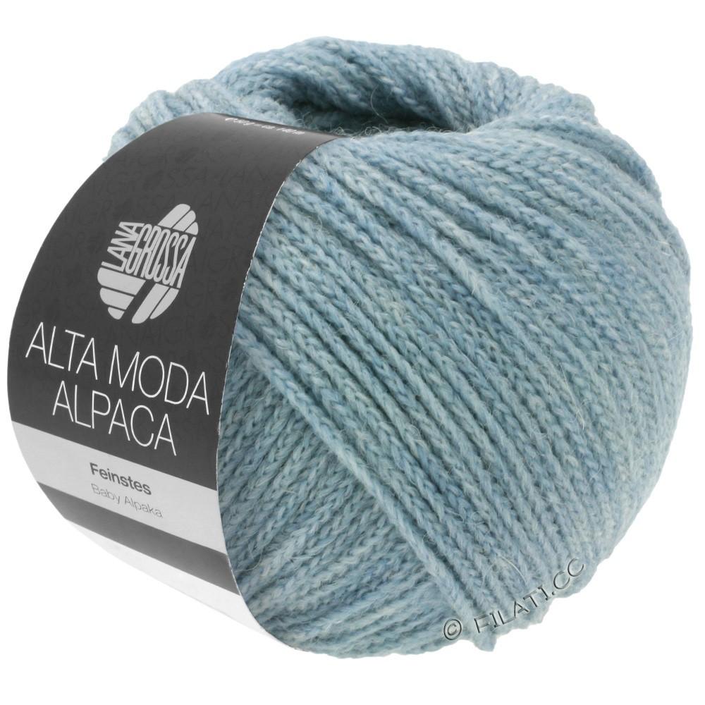 ALTA MODA ALPACA - von Lana Grossa   65-Hellblau meliert