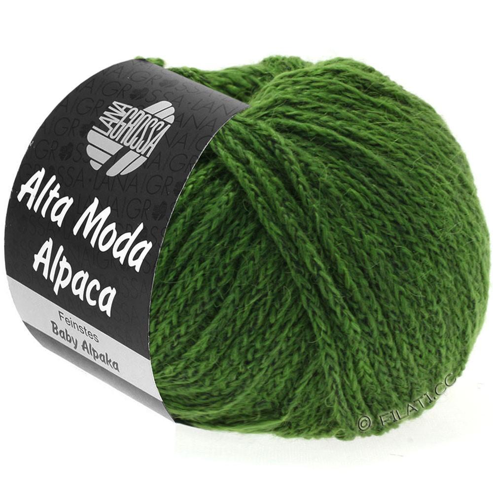 ALTA MODA ALPACA - von Lana Grossa   66-Farngrün