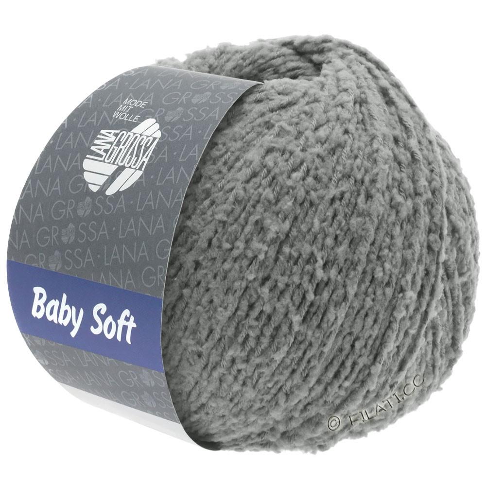 BABY SOFT - von Lana Grossa | 11-Dunkelgrau