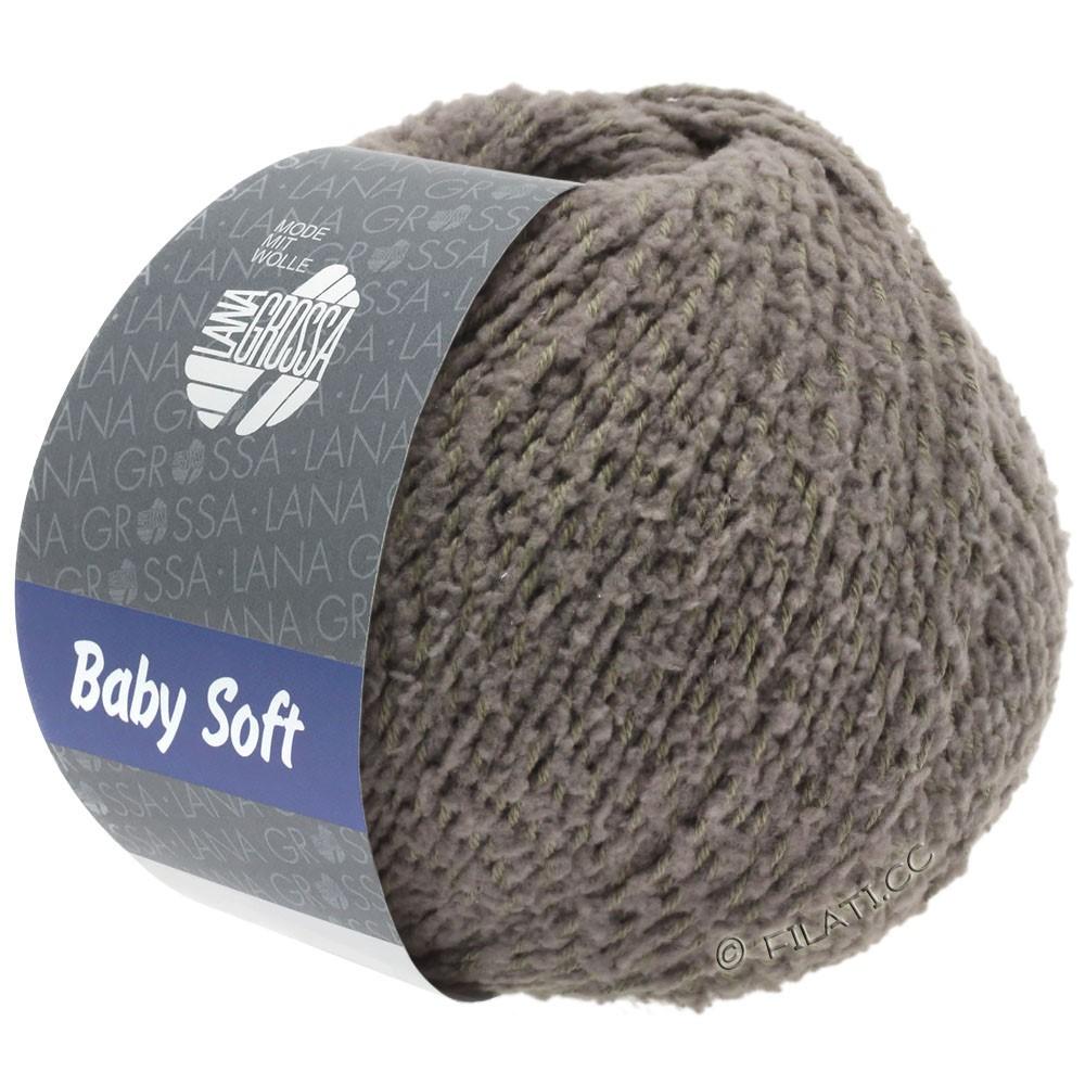 BABY SOFT - von Lana Grossa | 14-Graubraun