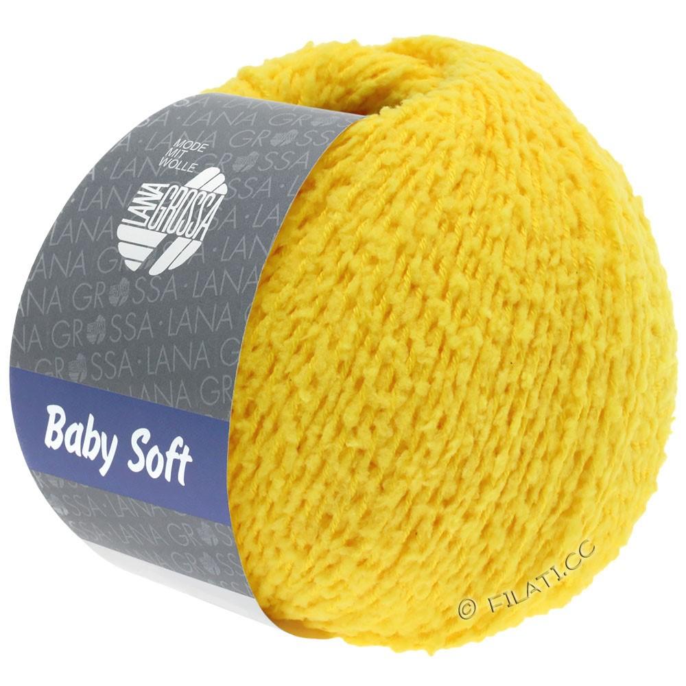 BABY SOFT - von Lana Grossa | 16-Gelb