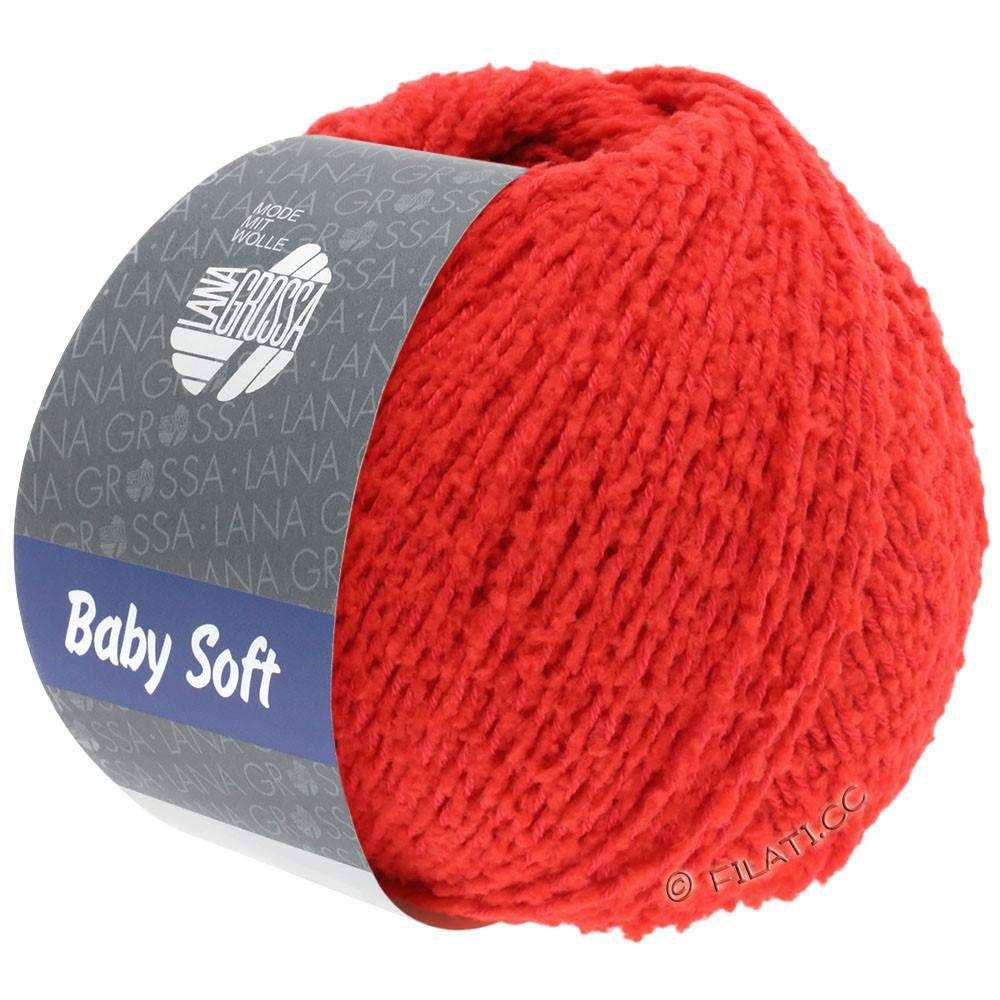 BABY SOFT - von Lana Grossa | 17-Rot