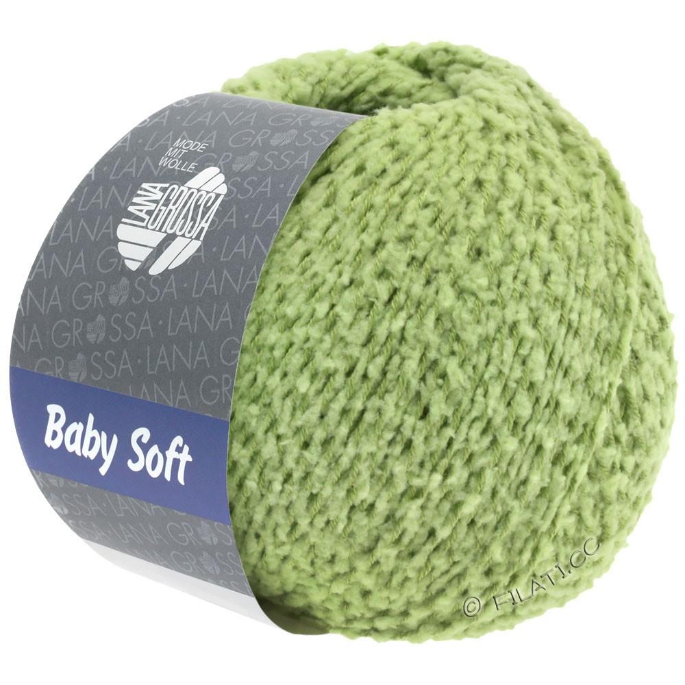 BABY SOFT - von Lana Grossa | 20-Lindgrün
