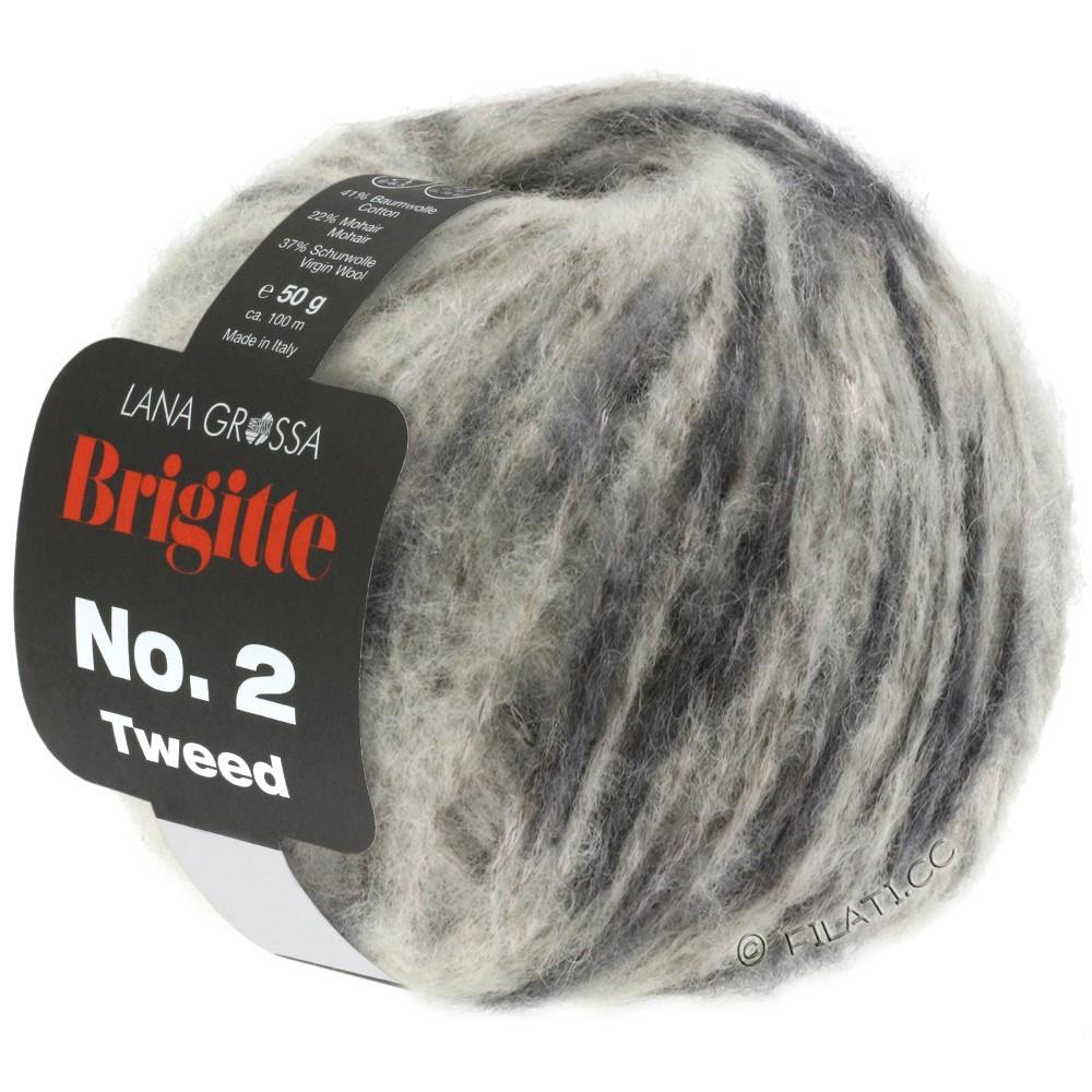 BRIGITTE NO. 2 Tweed - von Lana Grossa | 101-Beige/Camel/Taupe