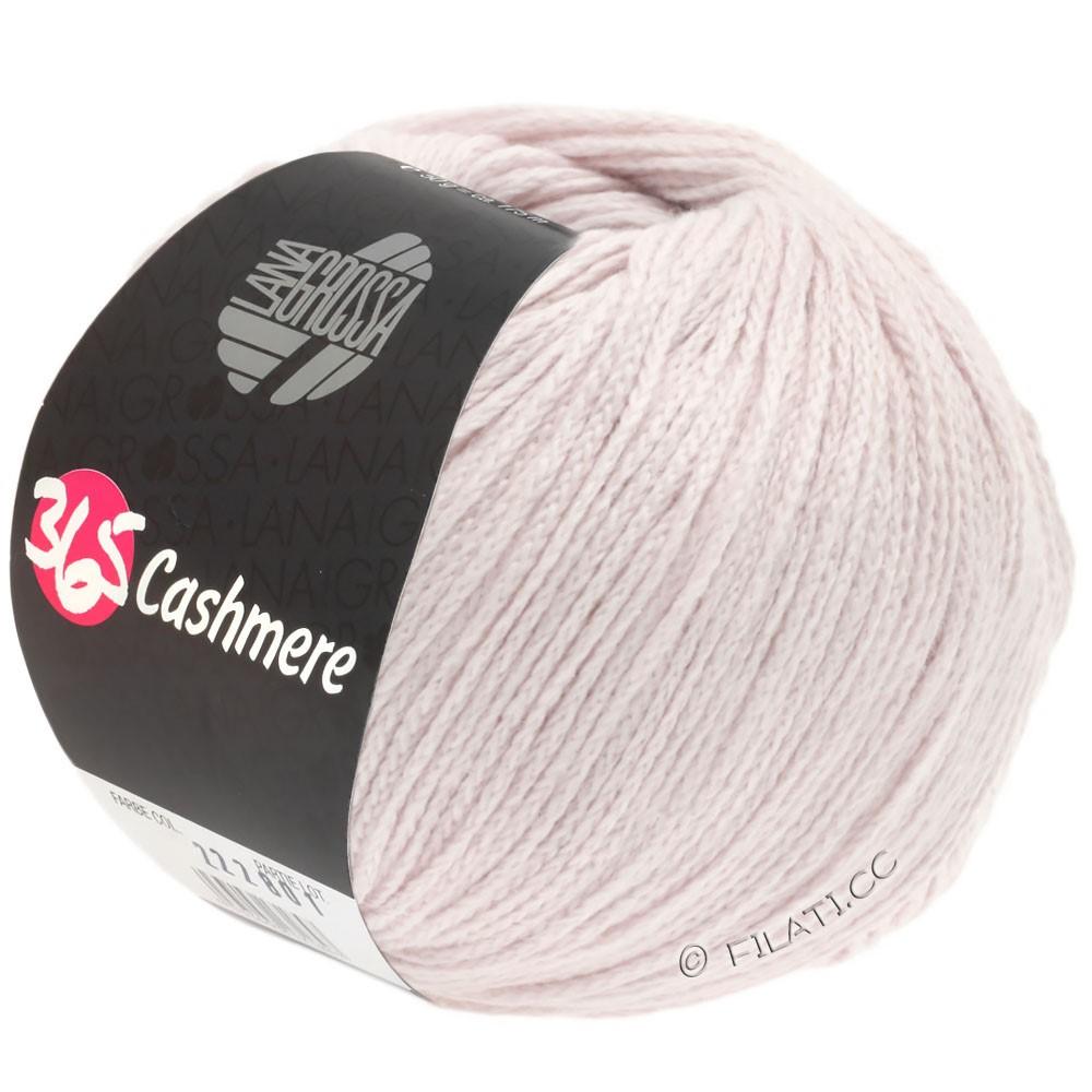 365 CASHMERE - von Lana Grossa | 34-Pastellrosa