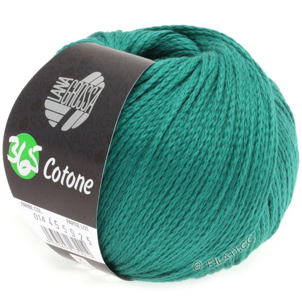 365 COTONE - von Lana Grossa | 14-Opalgrün