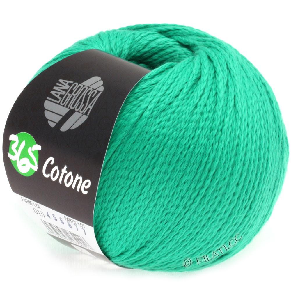 365 COTONE - von Lana Grossa | 15-Smaragd