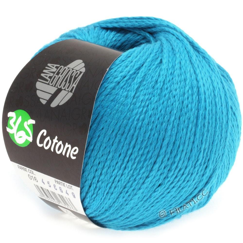 365 COTONE - von Lana Grossa | 16-Blau
