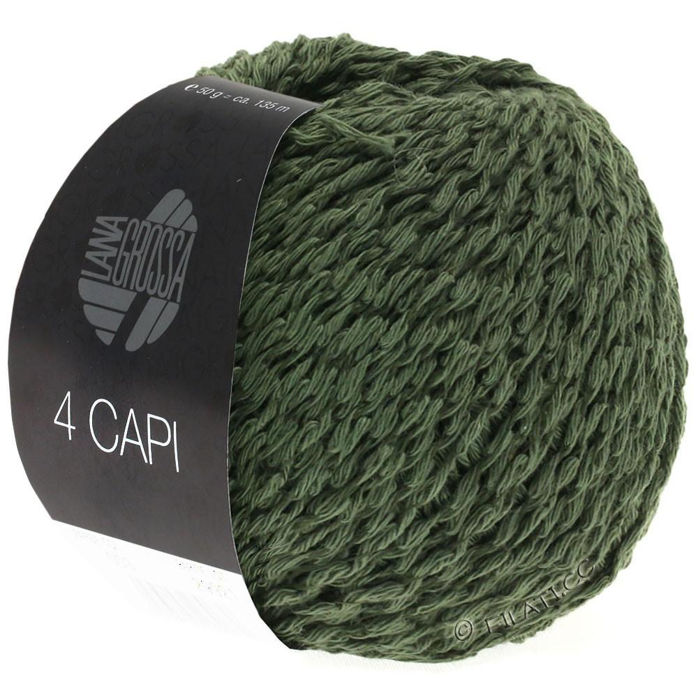 4 CAPI - von Lana Grossa | 04-Jägergrün