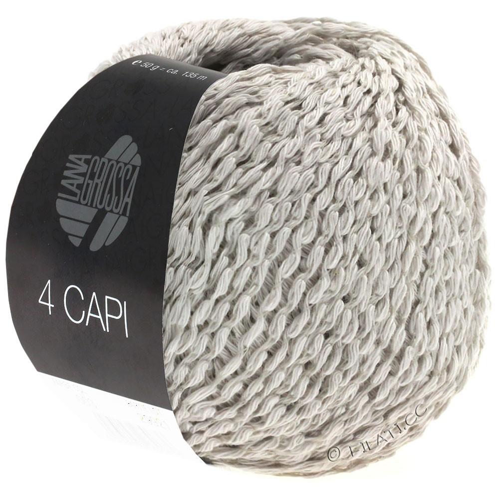 4 CAPI - von Lana Grossa | 09-Zartgrau