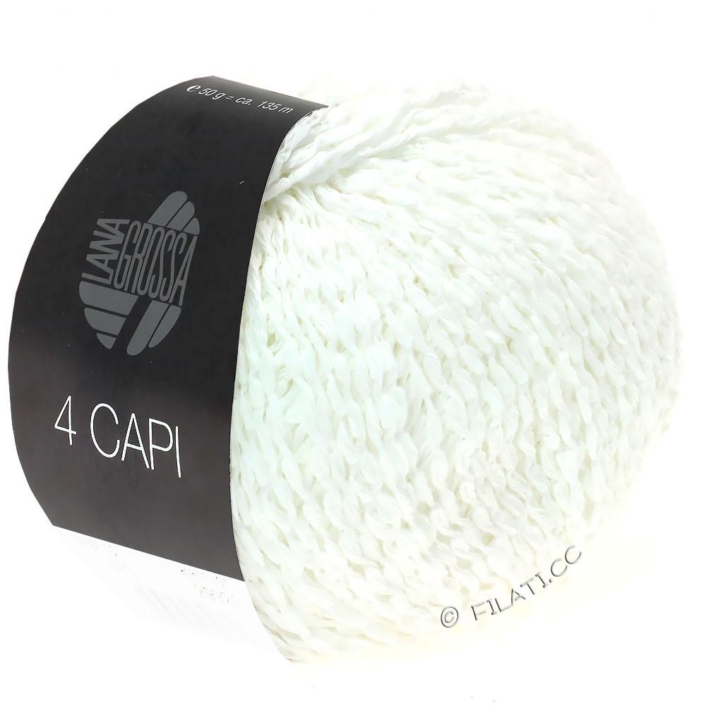 4 CAPI - von Lana Grossa | 11-Weiß