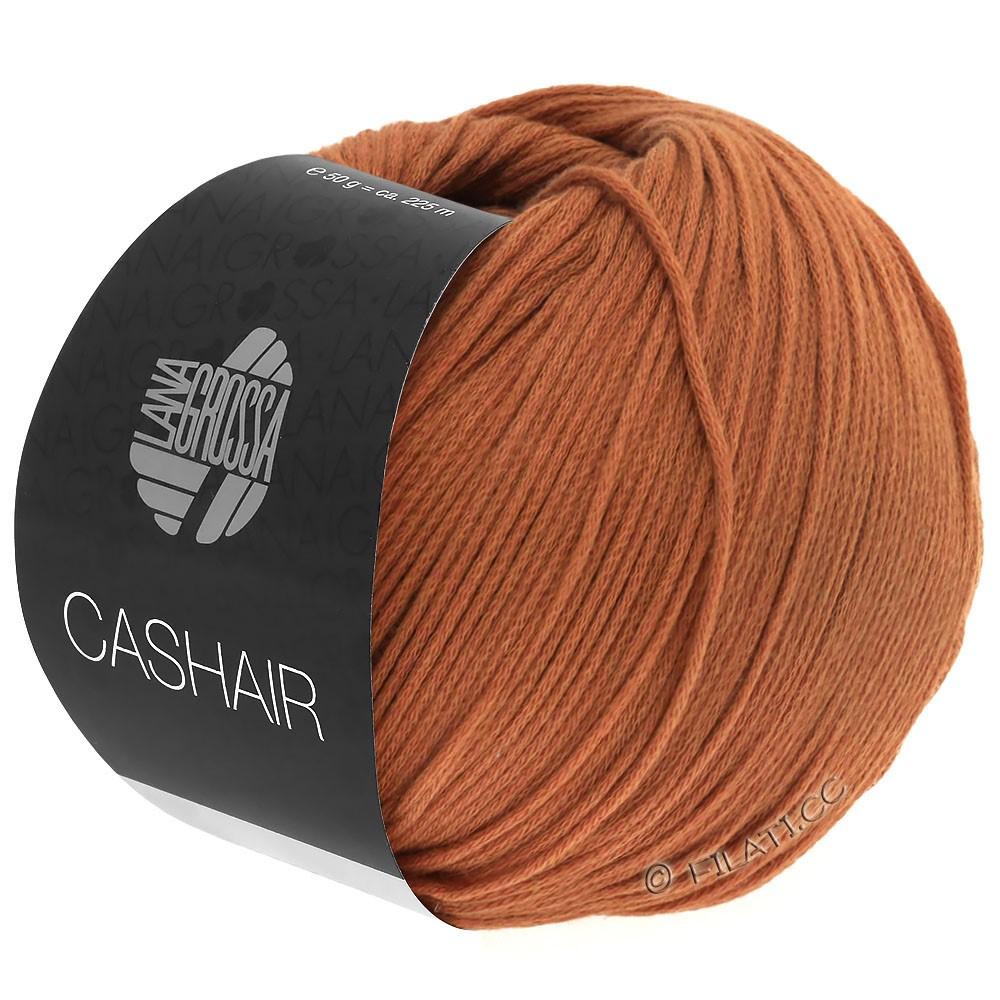 CASHAIR - von Lana Grossa | 05-Zimtbraun