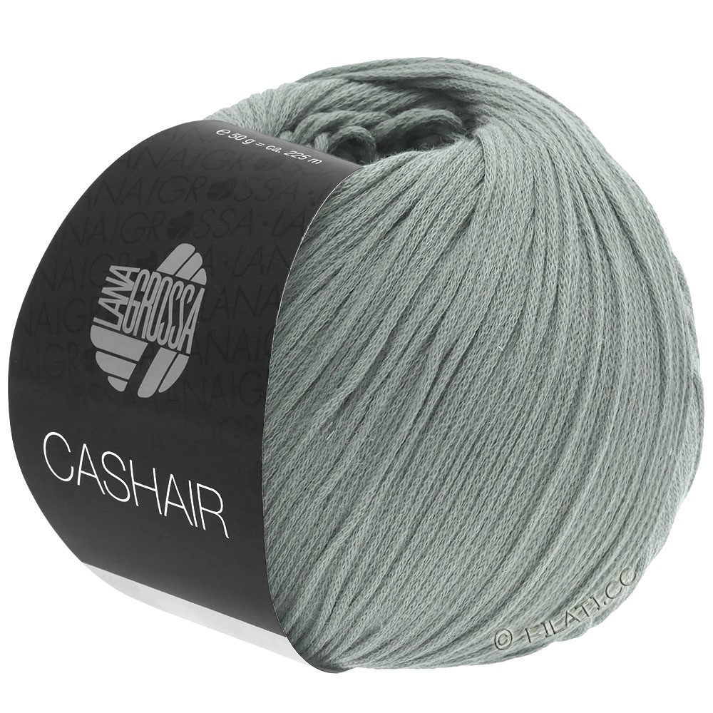 CASHAIR - von Lana Grossa | 06-Grau