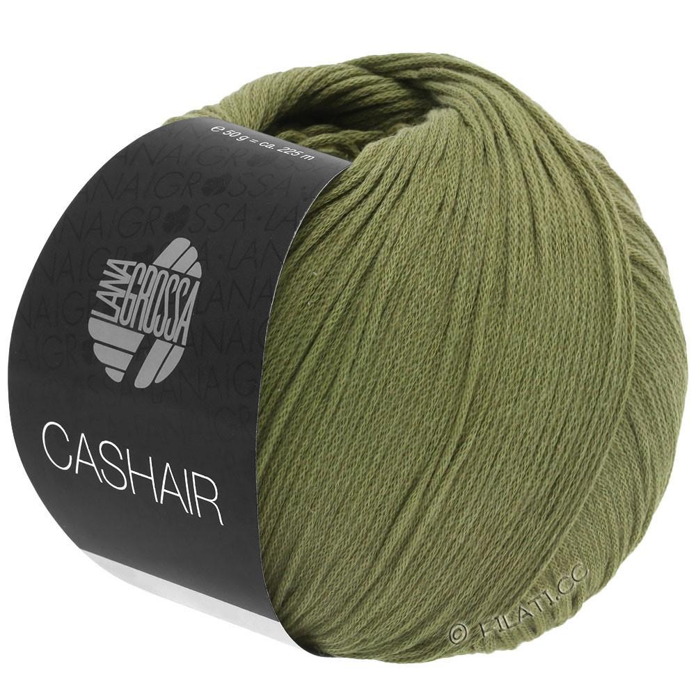 CASHAIR - von Lana Grossa | 07-Khaki