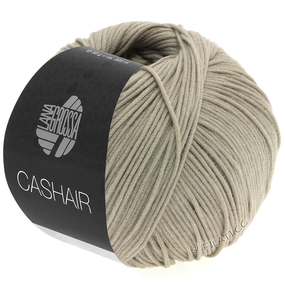 CASHAIR - von Lana Grossa | 10-Grège