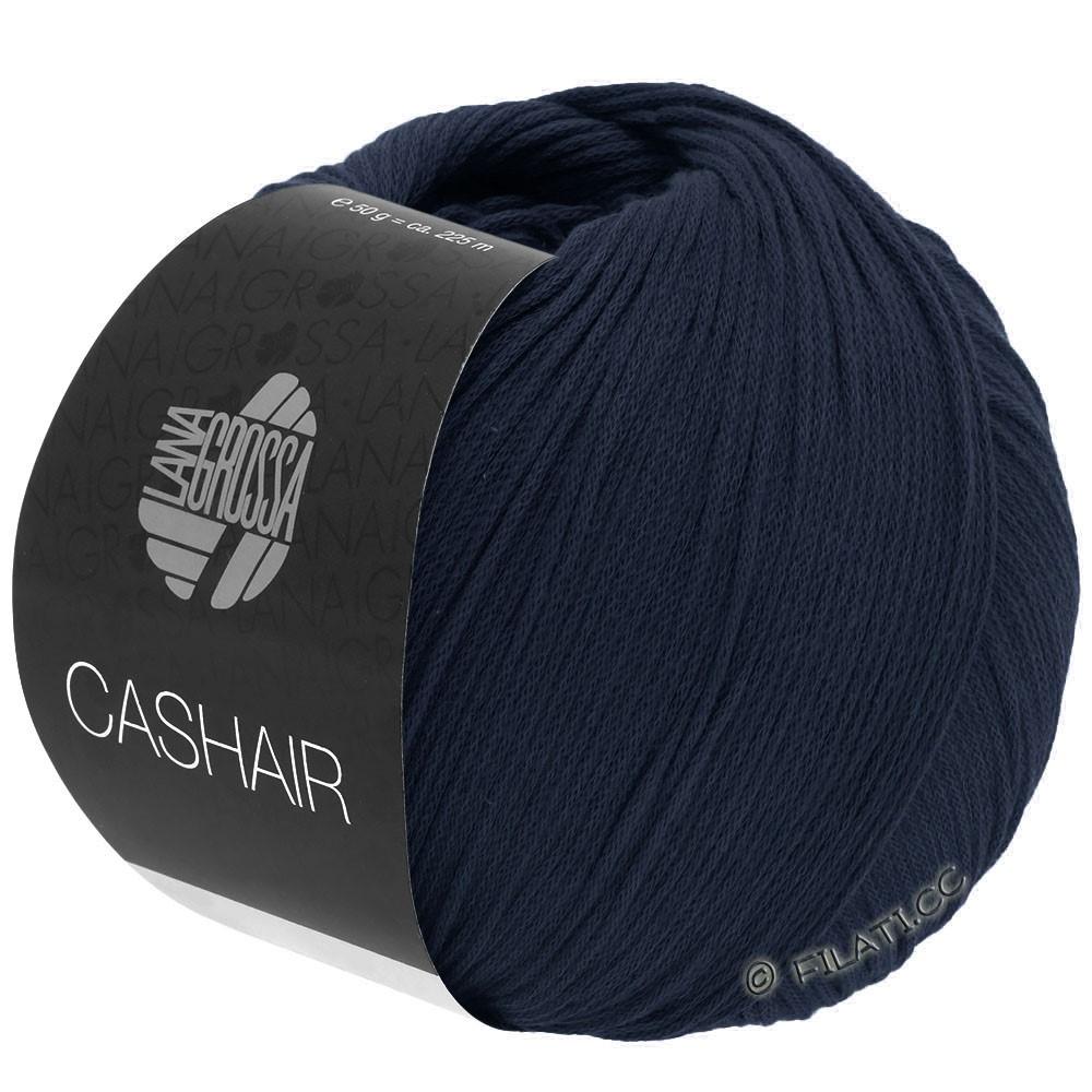 CASHAIR - von Lana Grossa | 15-Nachtblau