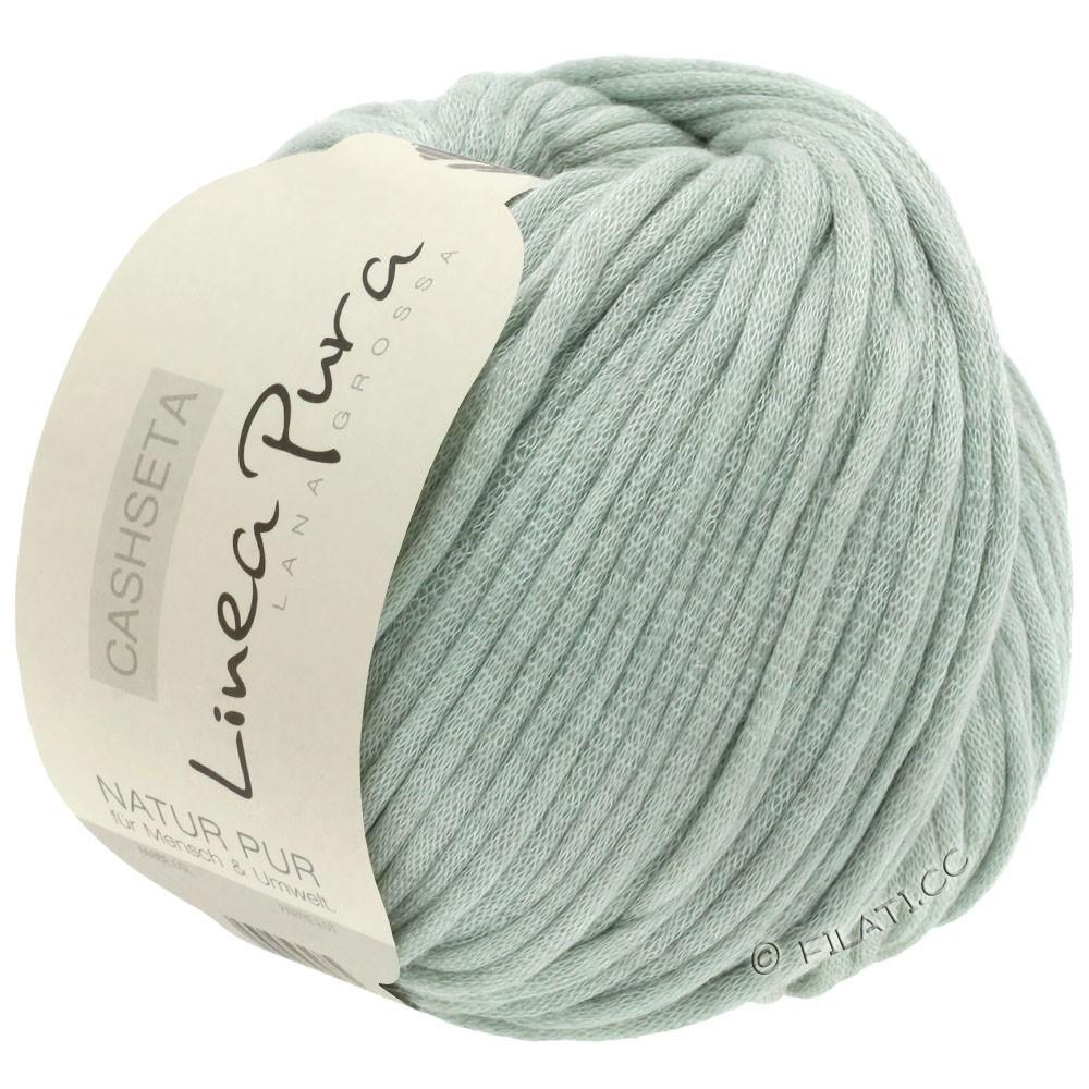 CASHSETA (Linea Pura) - von Lana Grossa | 02-Pastellgrün