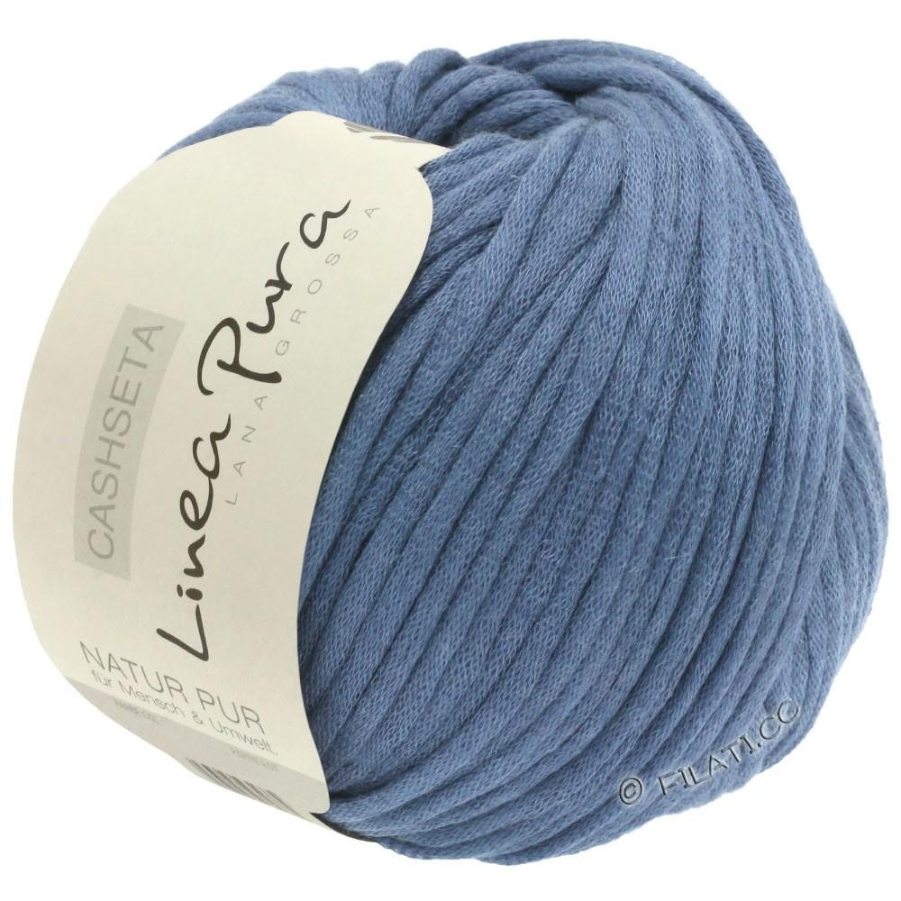 CASHSETA (Linea Pura) - von Lana Grossa | 11-Jeansblau