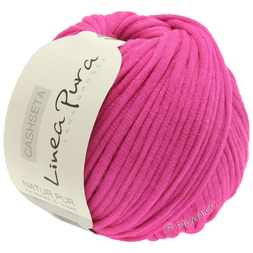 CASHSETA (Linea Pura) - von Lana Grossa | 16-Pink