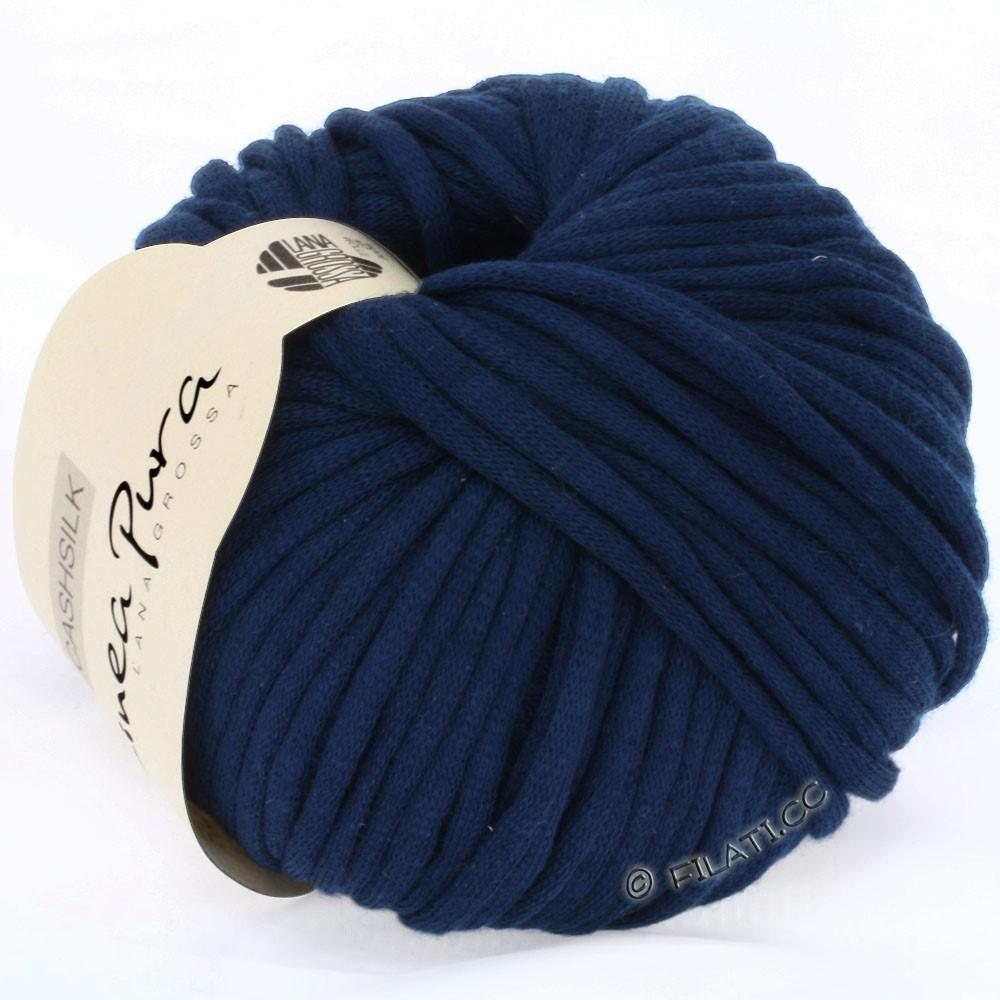 CASHSILK (Linea Pura) - von Lana Grossa | 14-Nachtblau