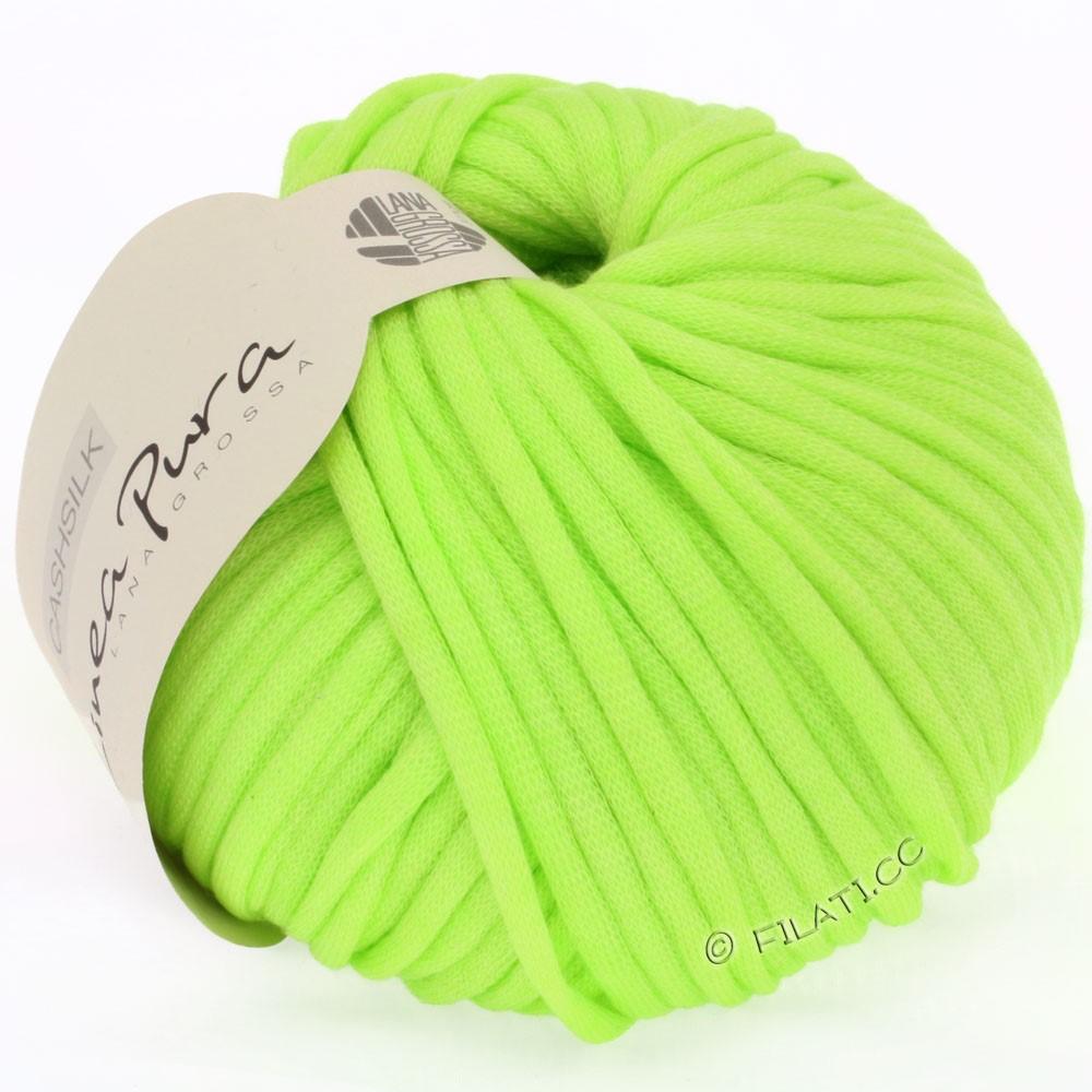 CASHSILK (Linea Pura) - von Lana Grossa | 24-Gelbgrün