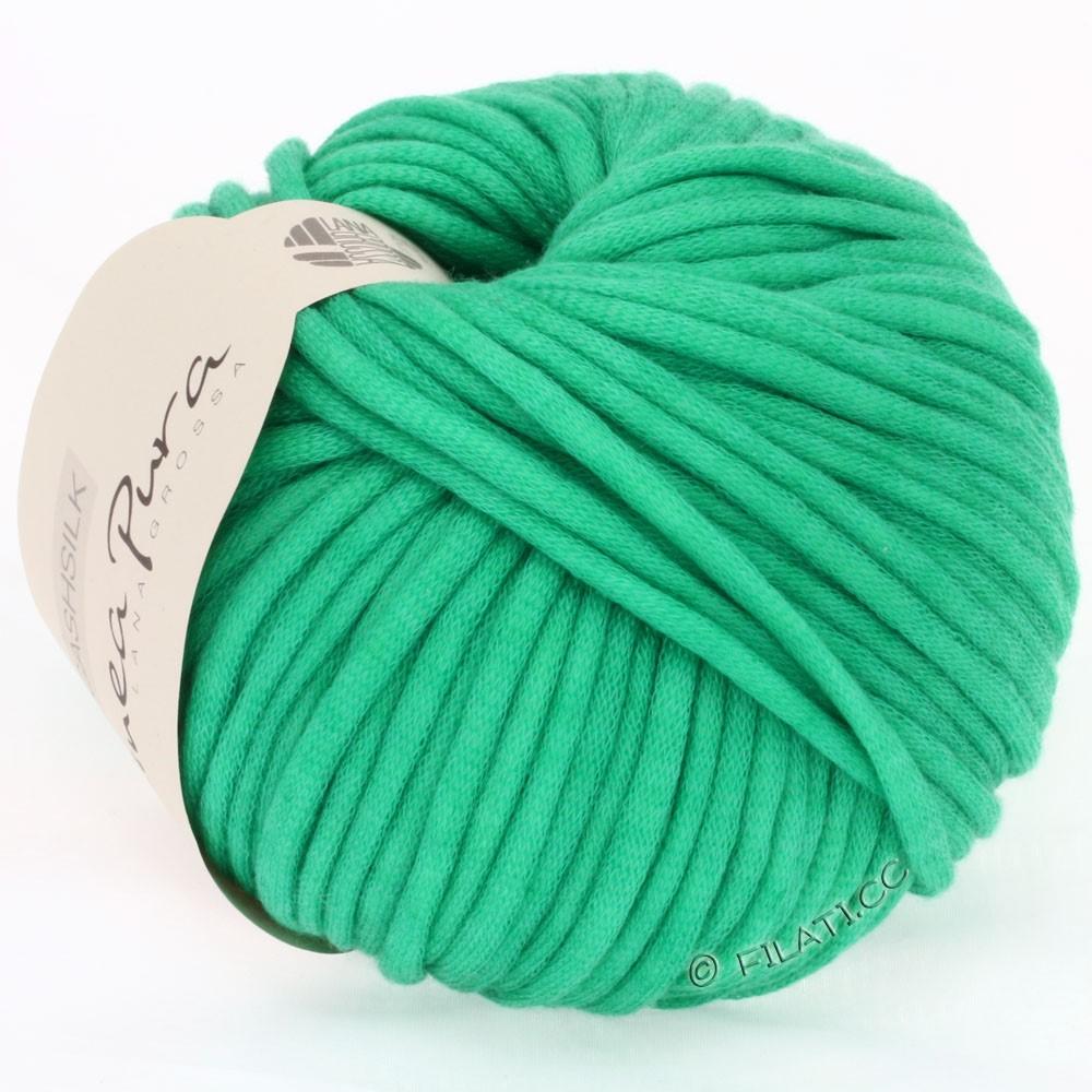 CASHSILK (Linea Pura) - von Lana Grossa | 25-Smaragd
