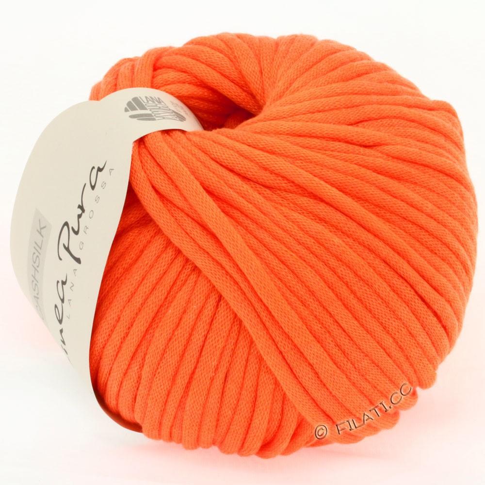 CASHSILK (Linea Pura) - von Lana Grossa | 26-Orange