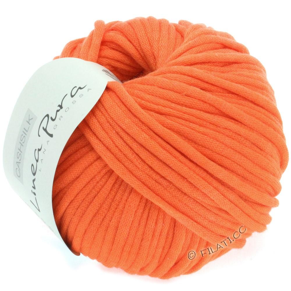 CASHSILK (Linea Pura) - von Lana Grossa | 42-Orange