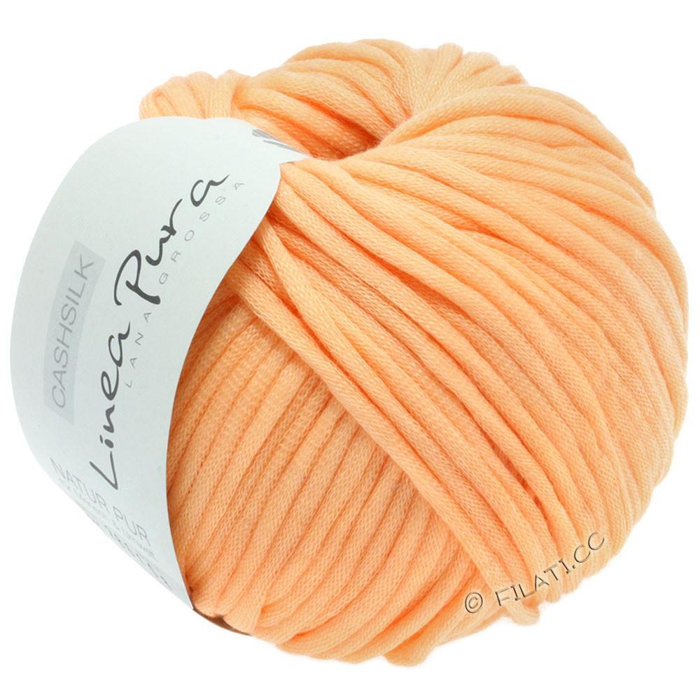 CASHSILK (Linea Pura) - von Lana Grossa | 46-Apricot