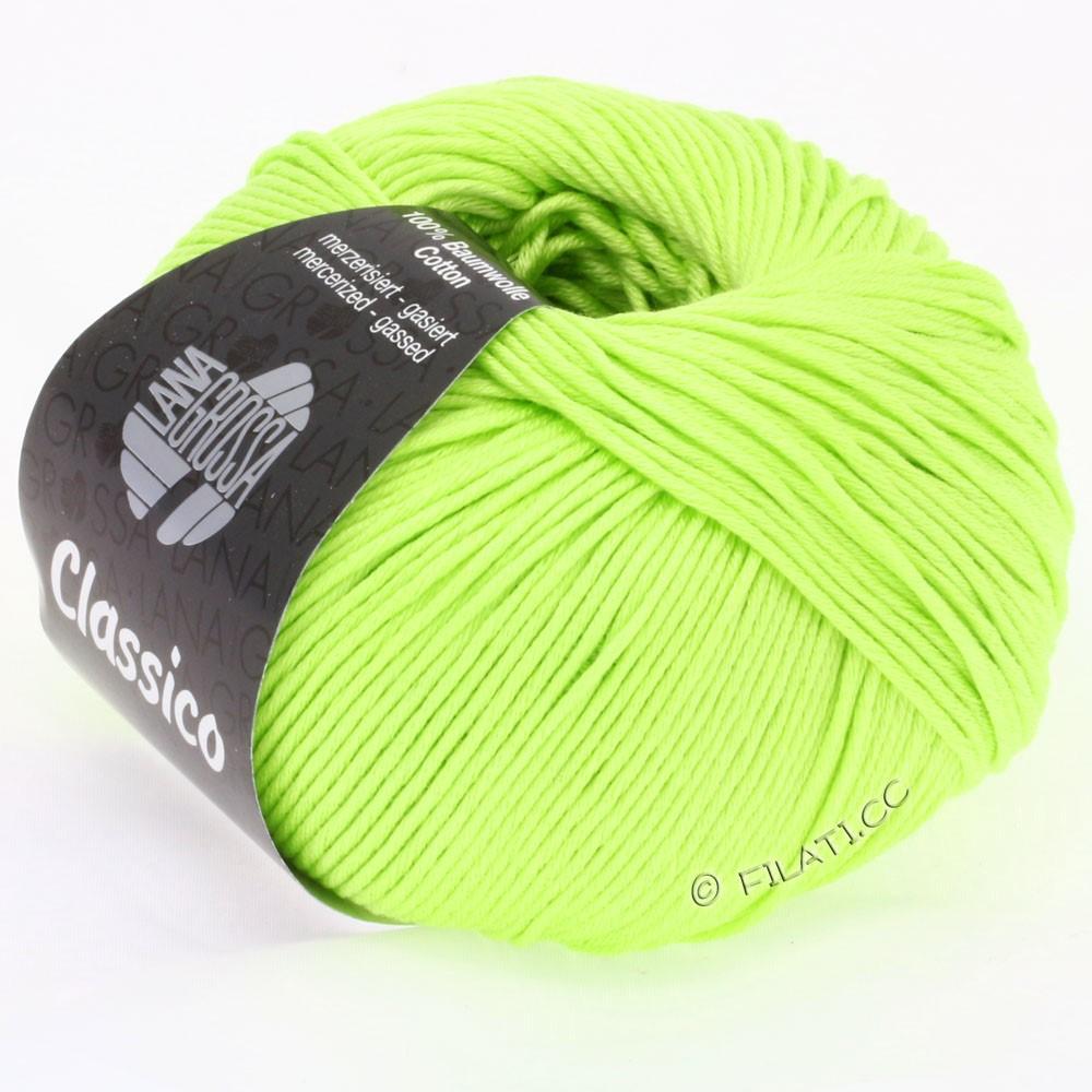 CLASSICO Uni - von Lana Grossa | 13-Gelbgrün