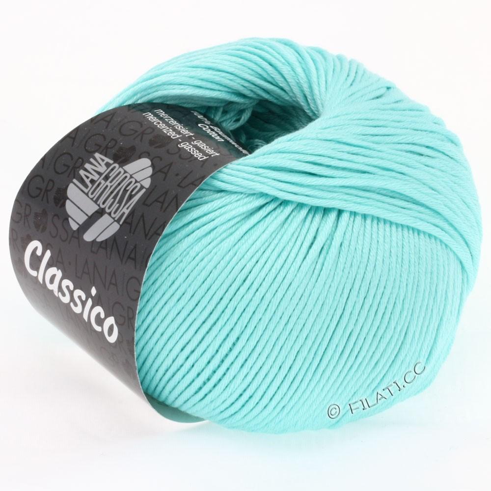 CLASSICO Uni - von Lana Grossa | 22-Pastelltürkis